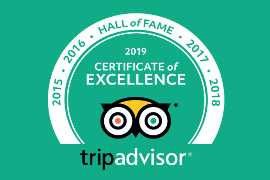 tripadvisor hall of fame awards 2019